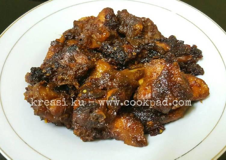 Resep Ayam Panggang Pedas Manis Oleh Nathalie