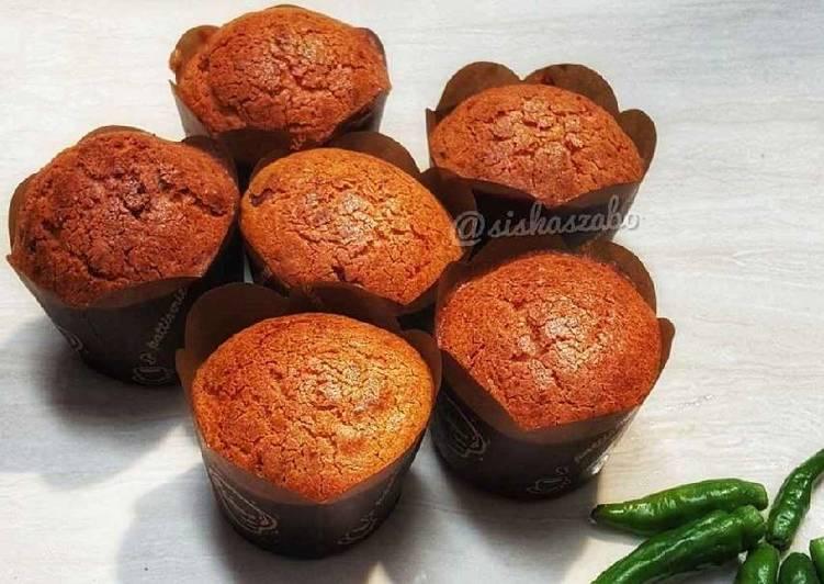 🧀 Cupcakes Tuna Keju #Ketopad_CP_cheese 🧀