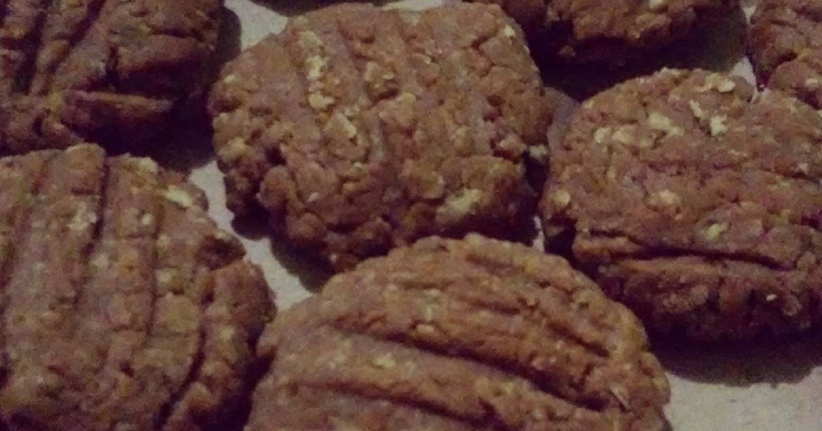 Resep Cookies oatmeal milo
