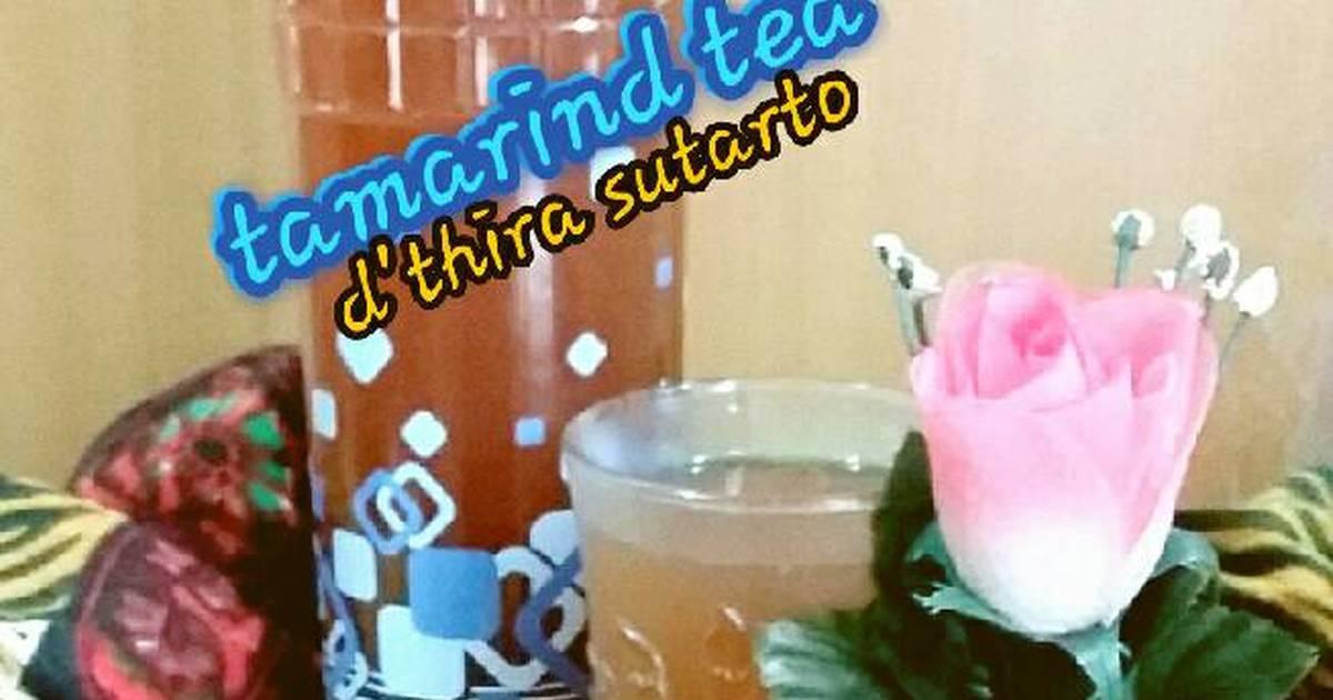 Resep Tamarind tea