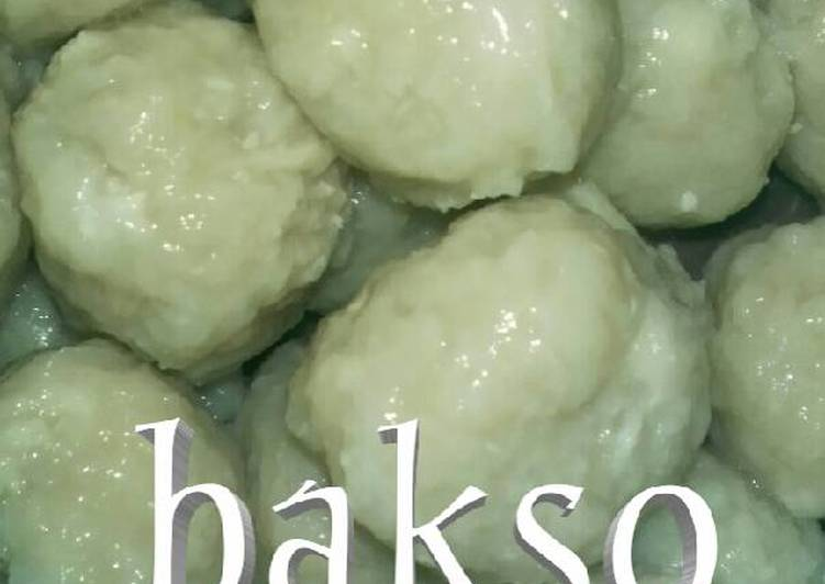 Bakso ayam💁