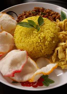 Nasi Kuning/Nasi Uduk #pr_bukannasibiasa