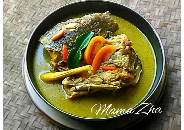resep Gulai Kepala Ikan Manyung