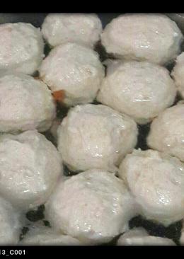 Bola Ngapung (Bakso)