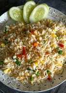 Nasi goreng mix vegetables