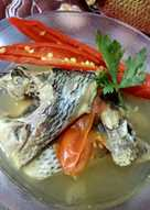 Ikan Nila Kuah