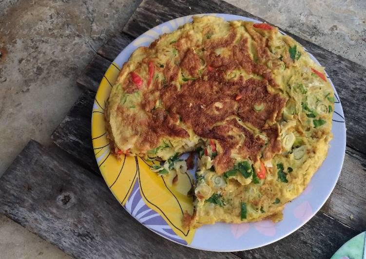 Telur Dadar Tebal Padang (2)