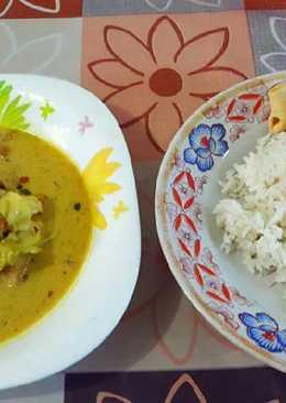 Tongseng ayam sumatera