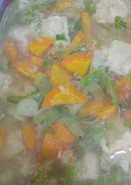 Sup Siomay Ayam ala Ummu Rasya