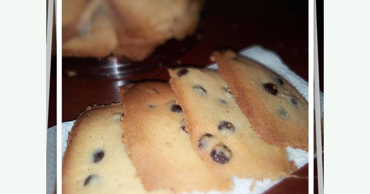 Resep Cookies Cinnamon Choco Chip