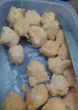 Bakso ayam udang vegeblend