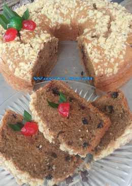 Cake Kapucino Crumble