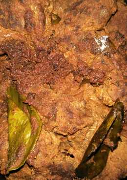 Rendang Daging #prRamadhan_masakbesar