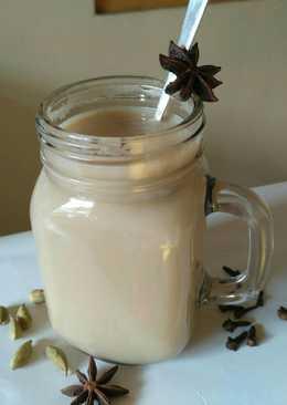 Teh susu rempah arab