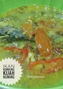 Ikan Kembung Kuah Kuning