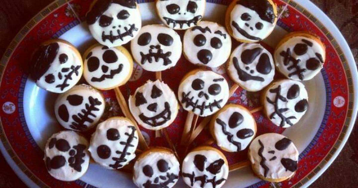 Resep EROL Cookies Hallowen 👻