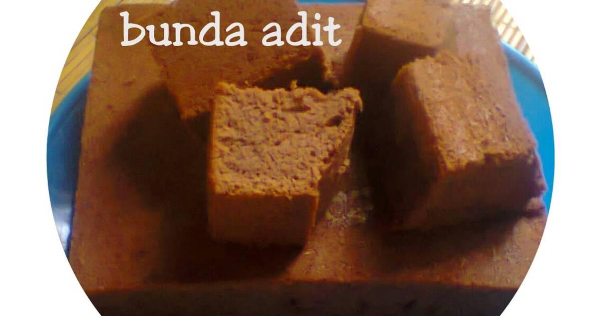 Resep Bolu cokelat