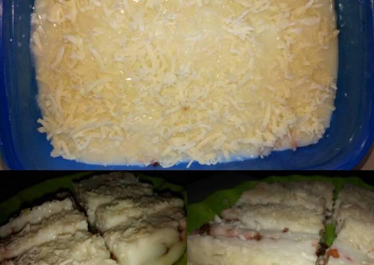 Resep Cheese cake peanut lumer sederhana Dari Diana Aza