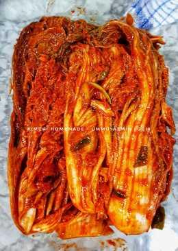 Kimchi Lokal (Homemade)
