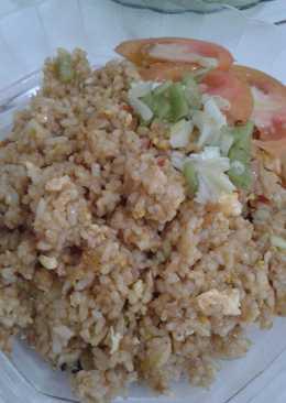 Nasi Goreng tanpa Kecap No Ribet