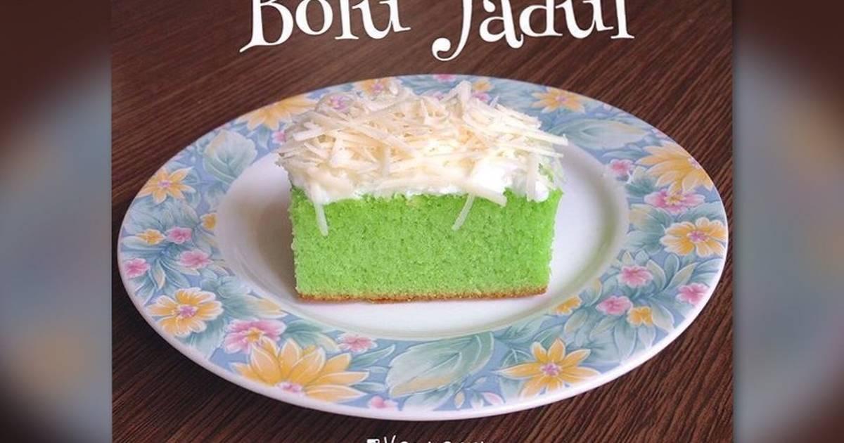 Resep Bolu Jadul