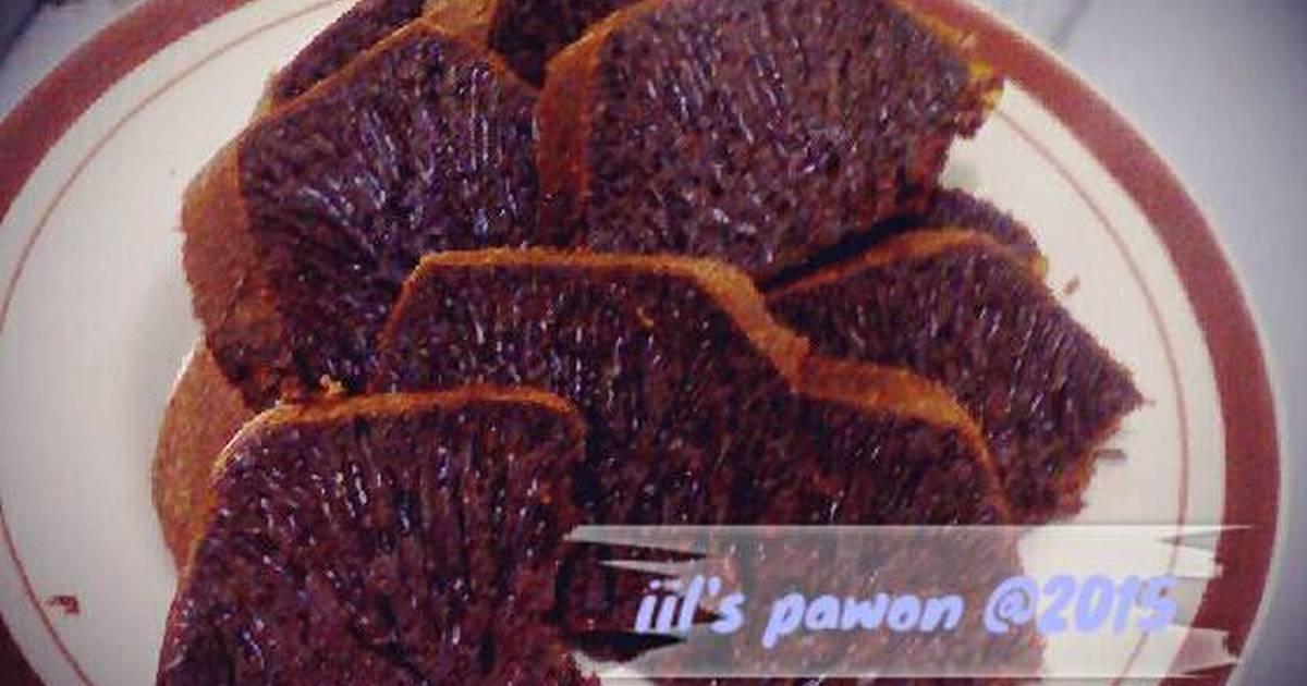 Resep Bolu Sarang Semut Tanpa Mixer