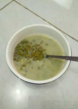 Bubur Kacang Hijau simple