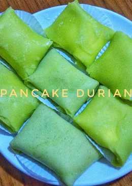 #6 Pancake Durian #pekaninspirasi