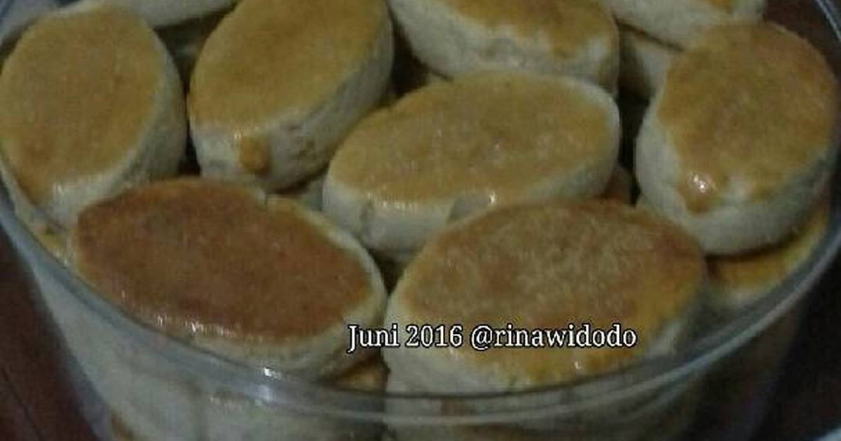 Resep Kue kacang classic gampang, enak
