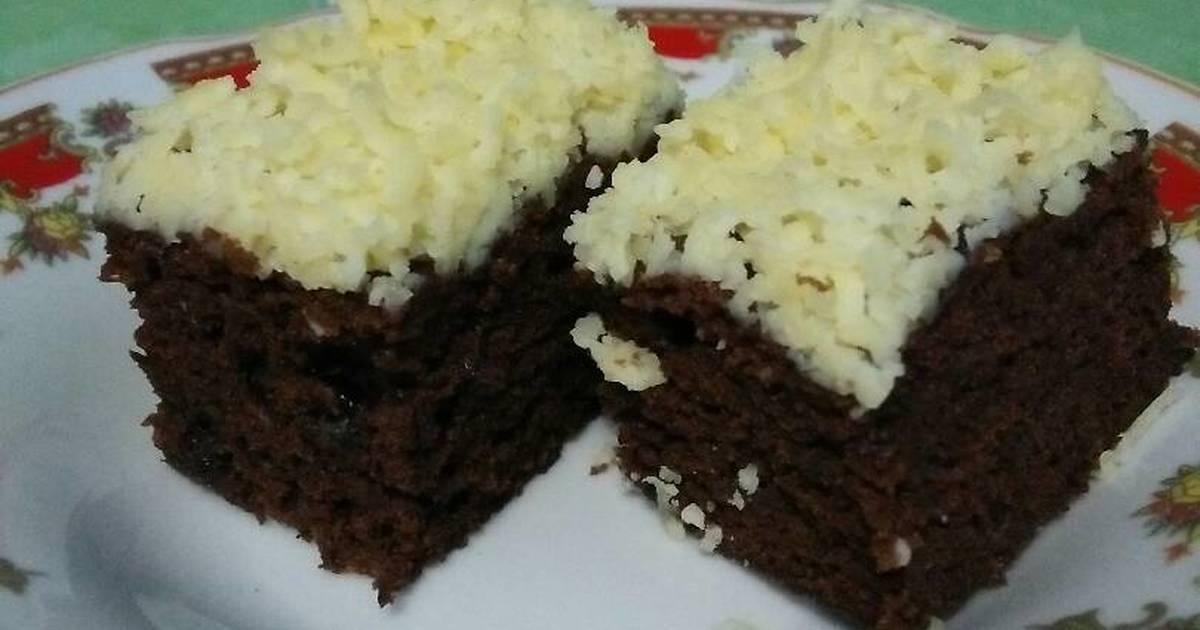 Resep Brownies Kukus Praktis Lezaat Oleh Yeni Susanty