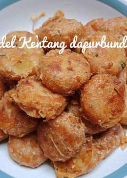 Perkedel Kentang (masakan rumah sederhana)