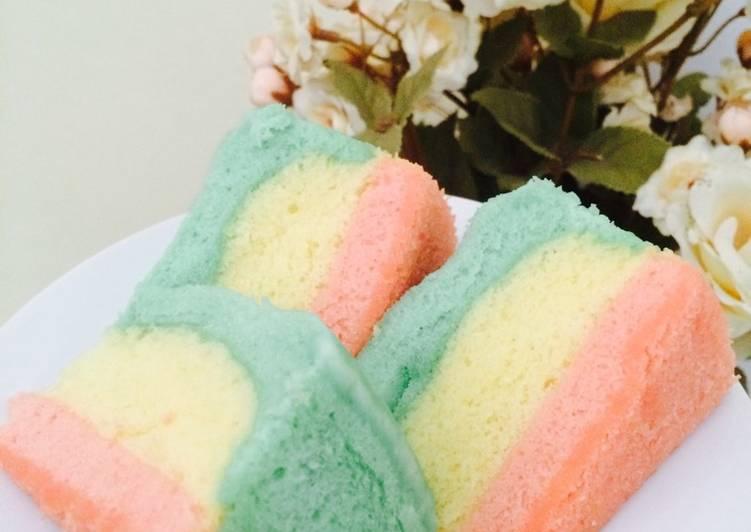 Resep Cake Kukus Simple: Resep Soft Steamed Cake/kue Kukus Simple Oleh Yevie