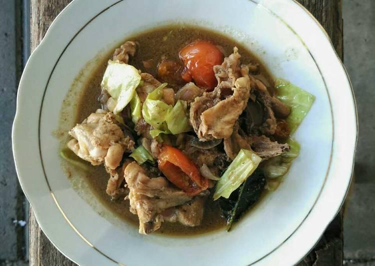 Tongseng Balungan Ayam #RabuBaru