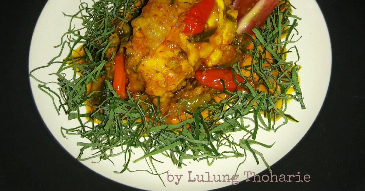 Resep Ayam Woku Pedas A Laa Pawonlulung Ala Lulung Thyo Thoharie