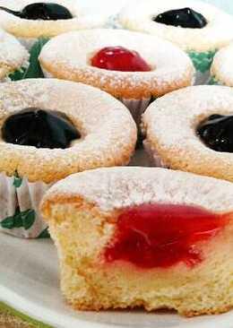 Hokkaido chiffon cupcake#pr_anekachiffon