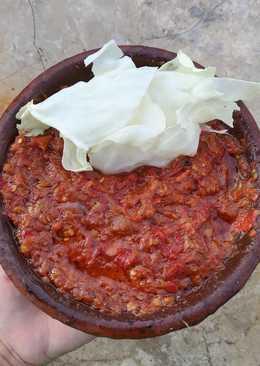 Sambal Tomat Matang