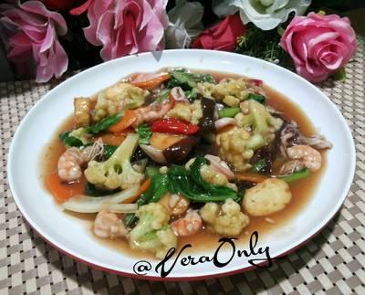 Cap Cay Seafood Oriental