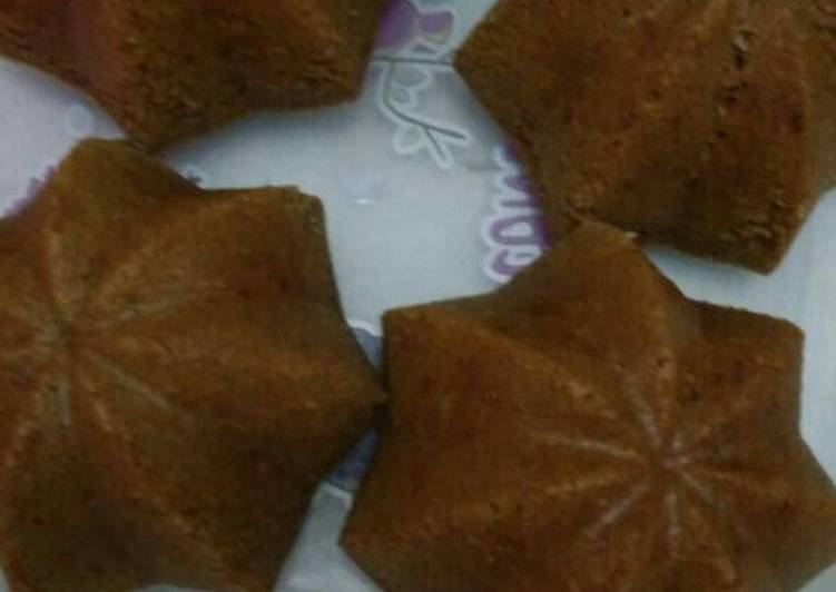 Resep Bolu sakura yang dibuat oleh Isti bisa jadi  Resep Bolu sakura Oleh Isti