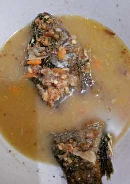 Cobek ikan mujaer Aini #indonesiamemasak