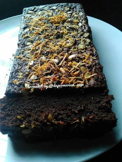 Browkat tanpa dcc#browniesAlpukat