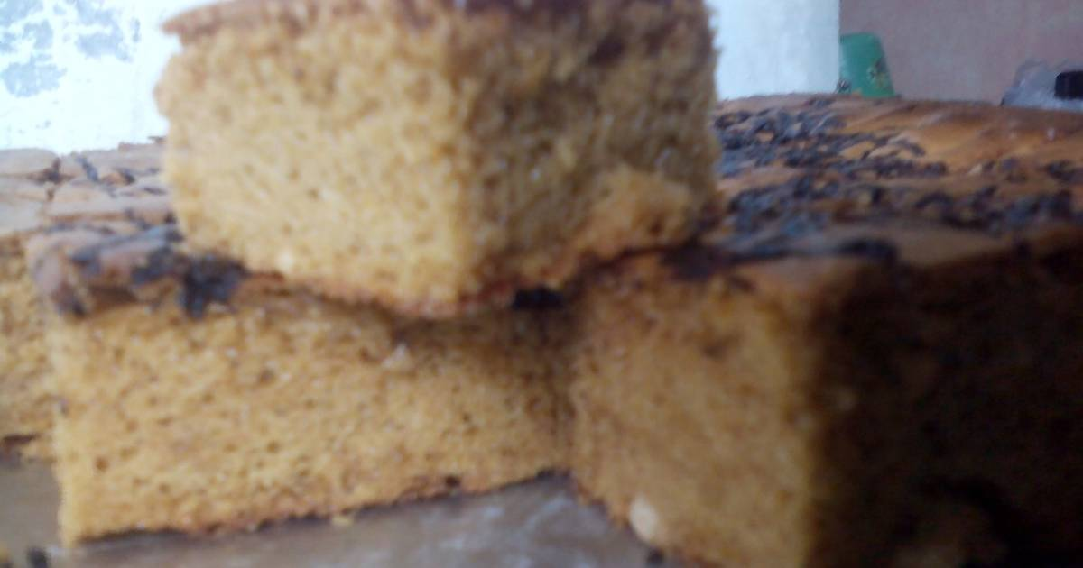 Resep Glutten free Marmer Cake