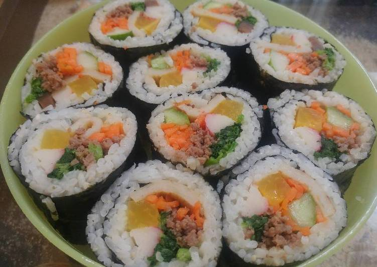 nasi gulung