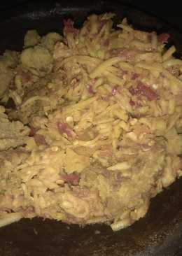Ayam geprek sambel Pencit