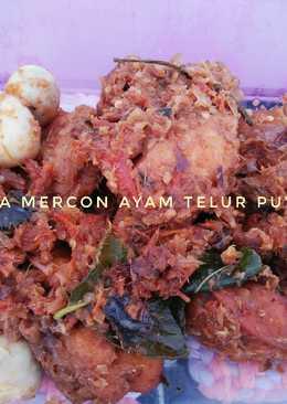Rica Mercon Ayam Telur Puyuh