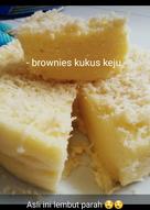 Brownies Kukus Keju Lembut ala Bunda Rey