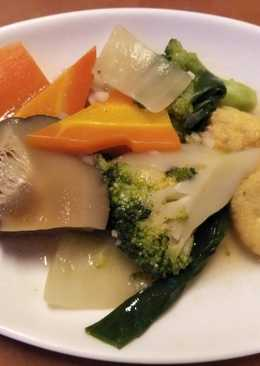 Capcay Tofu