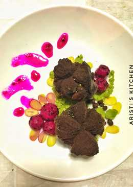 Brownies kukus coklat tepung beras