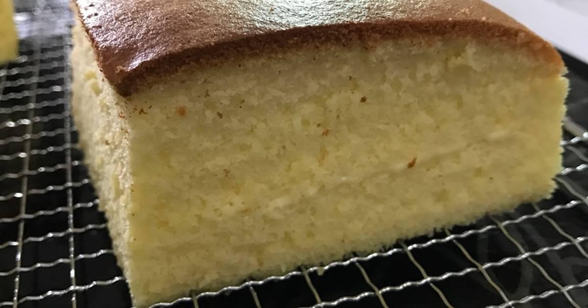 Resep Sponge Cake Jepang: 34 Resep Sponge Cake Kukus Enak Dan Sederhana