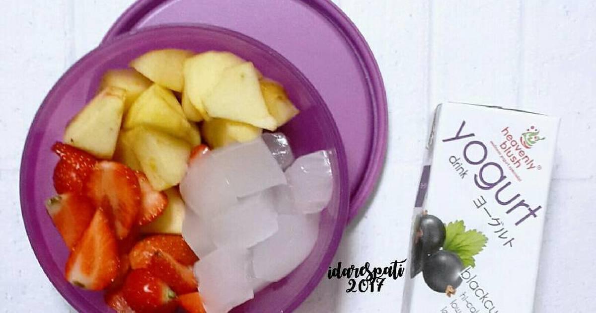 Resep Saus Salad Buah Untuk Jalani Diet Anti Mainstream