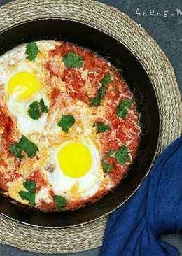 20. Shaksukha / egg in hell